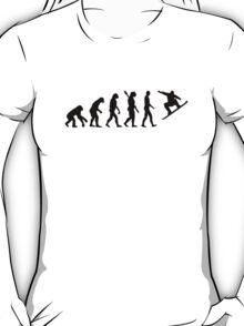 Evolution Snowboarding Snowboard T-Shirt