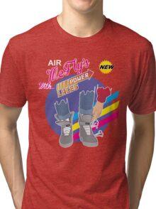 Power Laces 2.0! Tri-blend T-Shirt