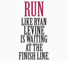 Run like Adam Levine by tonyshop