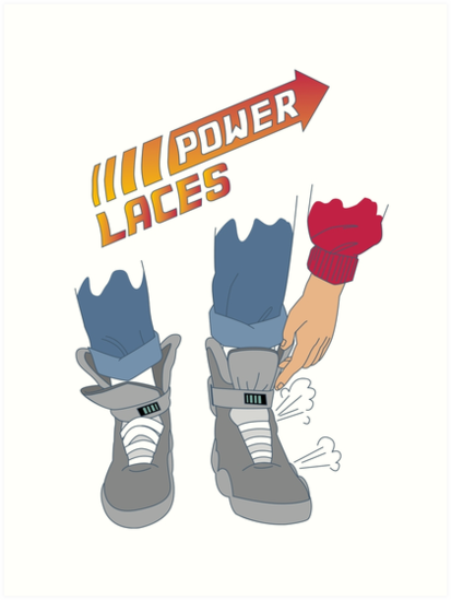Power Laces! by loku