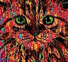 Pixel Kitten  by brett66