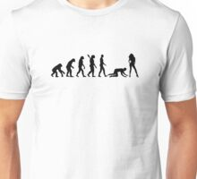 Evolution Bachelor party Wedding Unisex T-Shirt