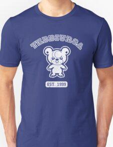 Teddiursa - College Style (White) T-Shirt