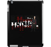 HAPPY HALLOWEEN - SPIKE iPad Case/Skin