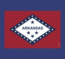 Arkansas State Flag by USAswagg