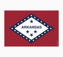 Arkansas State Flag Kids Clothes
