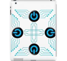 To the 4th Power iPad Case/Skin