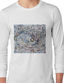 One of Pollock's eye Long Sleeve T-Shirt