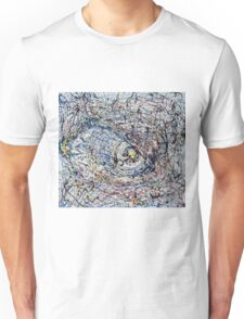 One of Pollock's eye Unisex T-Shirt