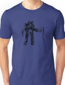 Ripley Power Loader B&W Unisex T-Shirt