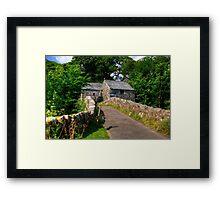 Eskdale Mill Framed Print