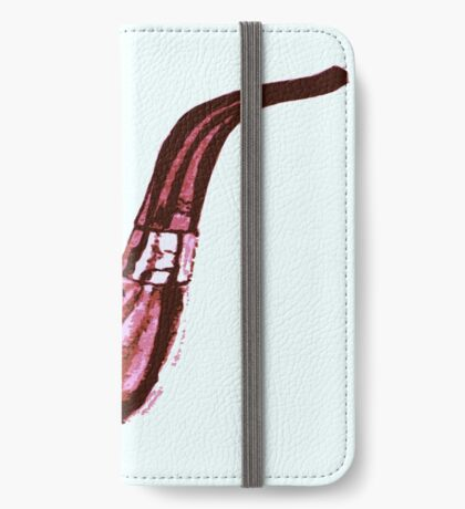 Sherlock's Pipe iPhone Wallet/Case/Skin