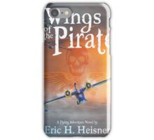 Wings of the Pirate Cover Art iPhone Case/Skin