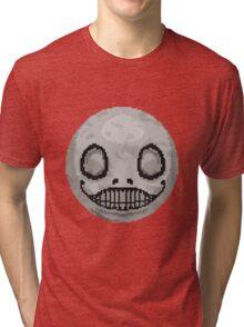Emil NieR Pixel Art Tri-blend T-Shirt