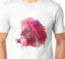 Rose Lion Unisex T-Shirt
