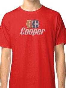 Cooper logo 2 (for non-blue shirts) Classic T-Shirt
