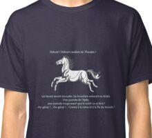 A l'attaque Rohirrim ! Classic T-Shirt