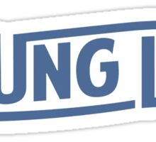 Young Life Banner  Sticker