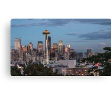 Seattle, Washington Canvas Print