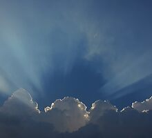 The lightshow before the storm by Themis
