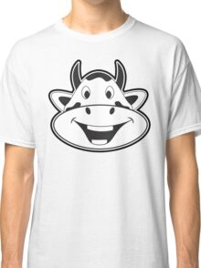 Crazy Laughing Cow Classic T-Shirt
