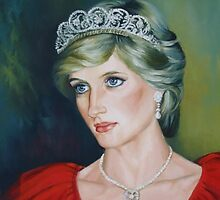 Princess Diana by Elena Oleniuc