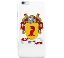 Munro iPhone Case/Skin
