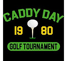 Caddy Day Golf Tournament - Caddyshack Photographic Print