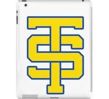 Taylor Swift High School Cheerleading Logo - Shake It Off - 1989 #shakeitoff #1989 iPad Case/Skin