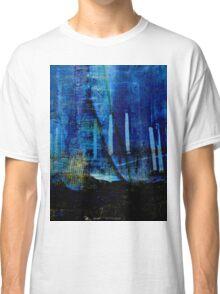 BLUE FENCE Classic T-Shirt