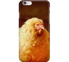The Golden Chicken iPhone Case/Skin