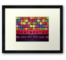 Coastal Delivery Framed Print