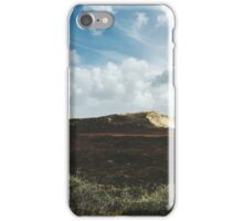 Grassy Dunes in Sylt (Germany) iPhone Case/Skin