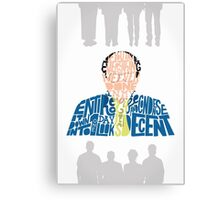 George Costanza - It Looks Decent Canvas Print