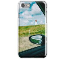 Lighthouse on Sylt iPhone Case/Skin