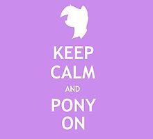 Keep Calm: Twilight Sparkle by LittleMousie