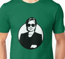 Hillary Clinton is a Badass Unisex T-Shirt