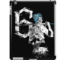 Number 6 iPad Case/Skin