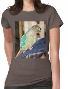 Baby Bord Womens Fitted T-Shirt