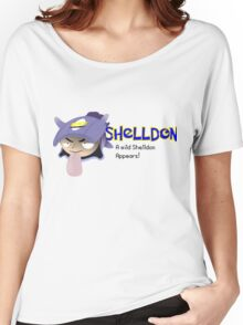 A wild Shelldon appears! Women's Relaxed Fit T-Shirt