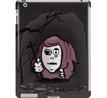 Monk in a Cave VRS2 iPad Case/Skin