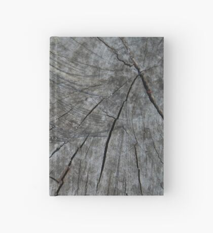 Tree Trunk Hardcover Journal