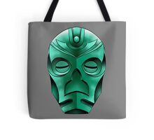 traditional dragon priest mask Tote Bag