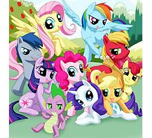 MLP Photographic Print