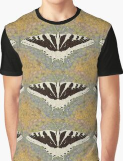 BUTTERFLY CHANGES WEATHER Graphic T-Shirt