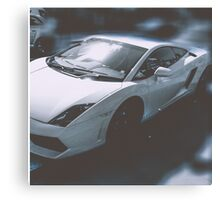 super car  Canvas Print