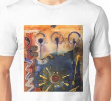 My Own Painted Desert - COMPLETED Unisex T-Shirt