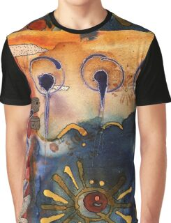 My Own Painted Desert - COMPLETED Graphic T-Shirt