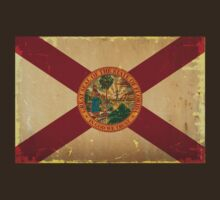 Florida State Flag VINTAGE by USAswagg