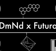 DmNd x Futura Sticker